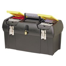 Stanley 19 Inch Toolbox With Tray