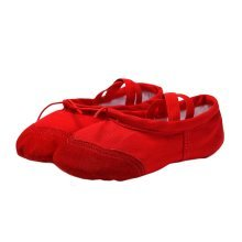 Practice Ballet Dancing Shoes Canvas Ballet Shoes Classic Ballet Shoes Split Sol