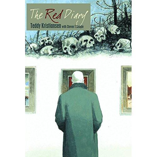 The Red Diary: The Re(a)d Diary Flipbook HC
