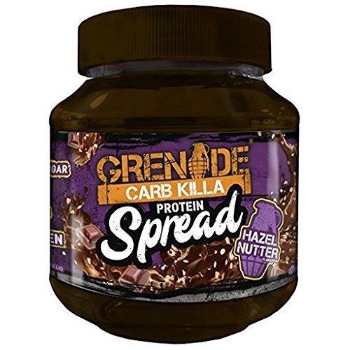 Grenade Carb Killa Hazel Nutter Jar Spread, 360 g