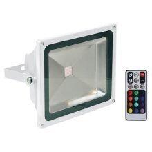 Eagle 50W RGB LED Floodlight with Wireless Remote Control