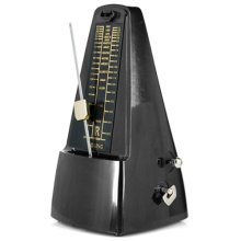 DIGIFLEX Elegant Pyramid Metronome Tempo for Musicians Piano Guitar