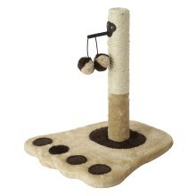 Small Cat Kitten Tree Activity Centre Scratcher Scratching Post Climbing Toy Bed