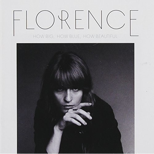 Florence   the Machine - How Big, How Blue, How Beautiful [CD]