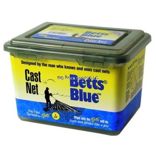 Betts 15B 8 Blue Mono Cast Net