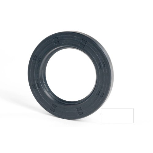 4x12x6mm Oil Seal Nitrile Single Lip With Spring 5 Pack