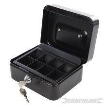 Metal Cash & Valuables Box