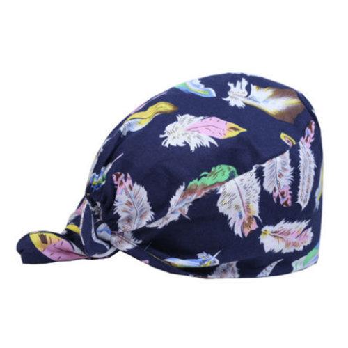 Men Women Adjustable Chefs Hat Cap Kitchen, A5