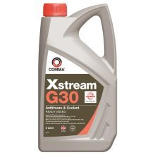 Xstream G30 Antifreeze & Coolant - Ready To Use - 2 Litre