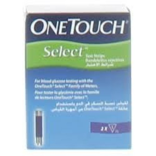 One Touch Select Plus test strips 50