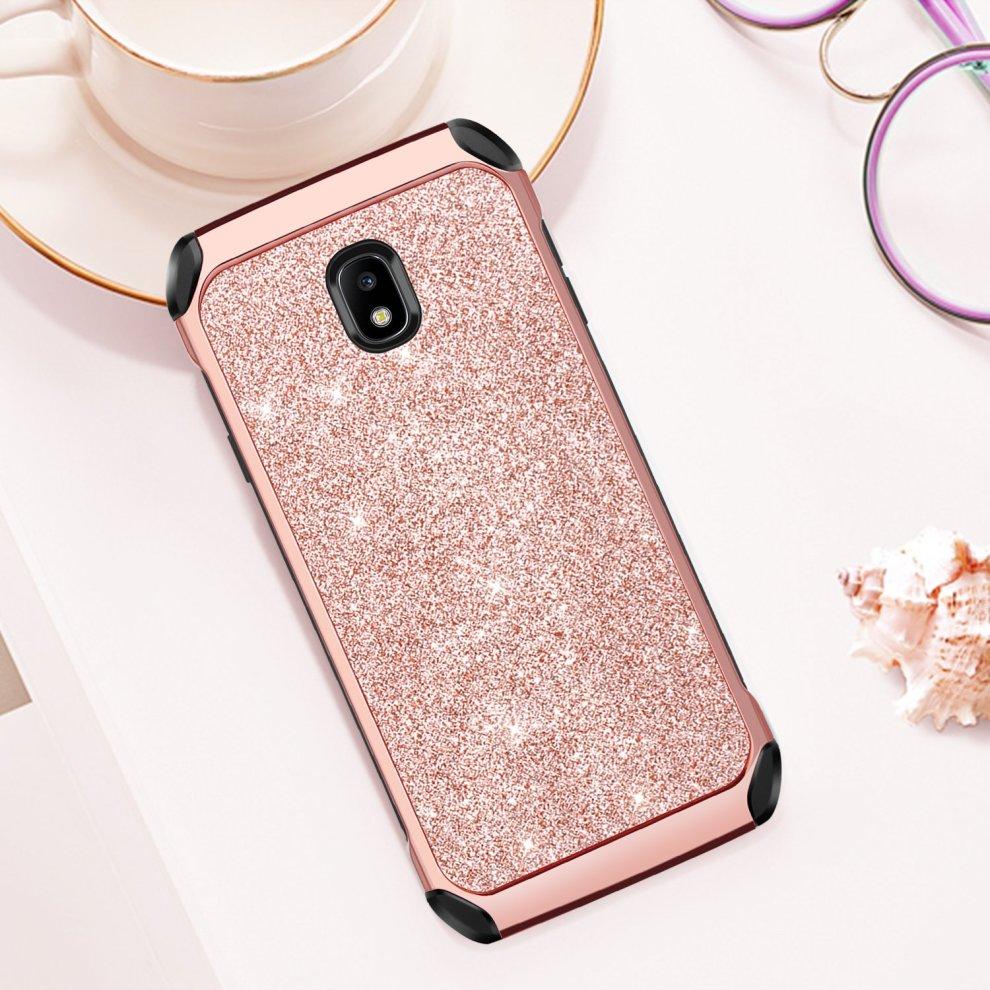 ... Galaxy J5 Case Samsung J5 2017 Case Glitter BENTOBEN Ultra Slim Fit Dual Layer