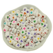 Acrylic Beads for DIY Ornaments by Hand