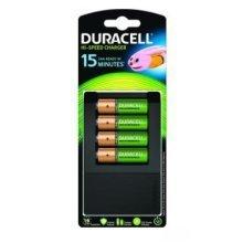 Duracell CEF15EU battery charger