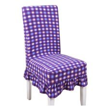 [Lattice-03] Stretch Dining Chair Slipcover Chair Cover Chair Protector