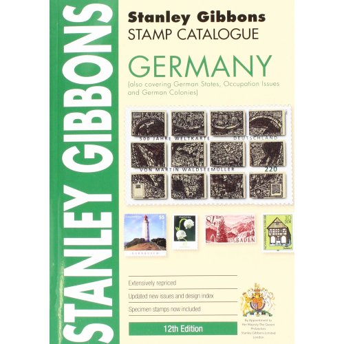 Germany Catalogue (Comprehensive Foreign Cataloge)