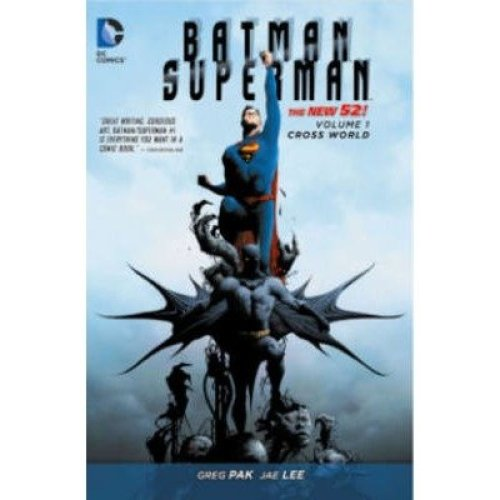 Batman/superman: Cross World Volume 1
