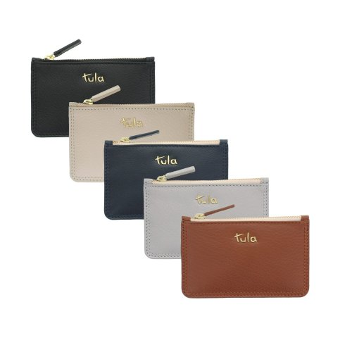 Tula ORIGINALS Collection Leather Coin Purse 7630