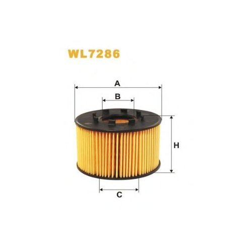 Wix Filter WL7286 Oil-Filter Element