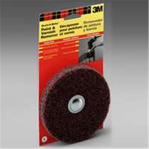 3M 5402847 5 In. Paint And Varnish Remover