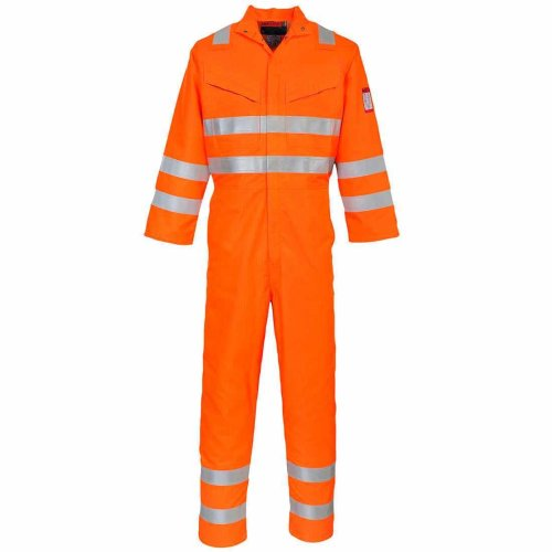 sUw - Araflame Hi-Vis Safety Workwear Multi Coverall Boilersuit
