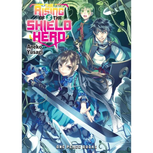 The Rising of the Shield Hero, Volume 8