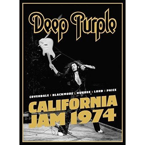 Deep Purple - California Jam 74 [dvd]