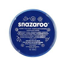 Snazaroo 18ml Face Paint - Dark Blue - Colours Body Fancy Dress Paints Classic -  18ml face snazaroo paint colours body fancy dress paints classic