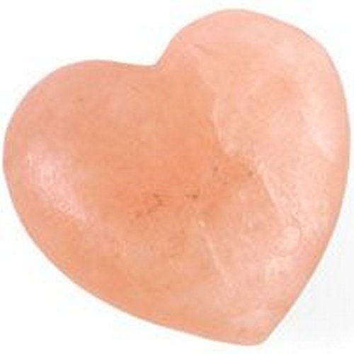 Something Different Himalayan Salt Heart Shaped Soap Bar