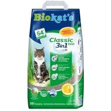 Biokat's Classic Fresh 3in1 Cat Litter / Absorbent Odour Binding Clumping Litter