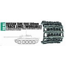 Tru02035 - Trumpeter Track Set 1:35 - T- 54/55/62/zsu-57-2 & T-59/69/79