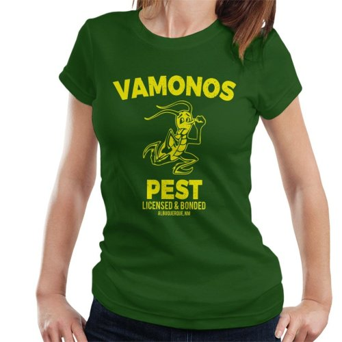Breaking Bad Vamonos Pest Women's T-Shirt