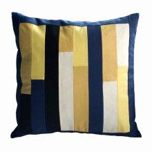 Creative Patchwork Decorative Pillow Handmade Sofa Bed Throw Pillows