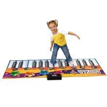 Gigantic Piano Keyboard / Drum Playmat Party Dance Games Kids Fun Musical Mat[Gigantic Keyboard Playmat]