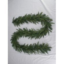 Artificial English Pine Garland - 270cm, Green