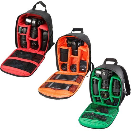 DL-B018 Waterproof Backpack Rucksack Case Bag for DSLR Caerma