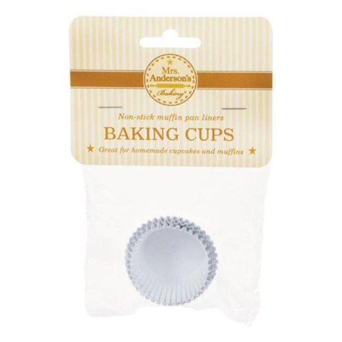 Mrs. Andersons 1653 Mini Baking Foil Muffin Cups