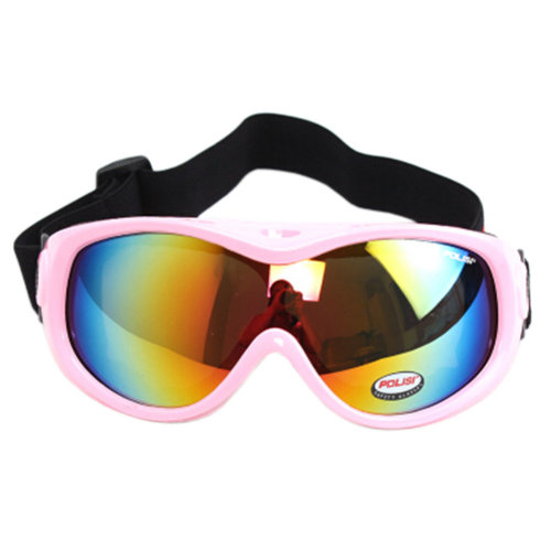 Sports Safety Sunglasses Antifog Eyewear For Cycling Hunting,Ski Goggle Pink