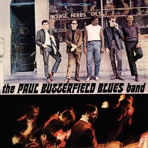 The Paul Butterfield Blues Ban - the Paul Butterfield Blues Ban [CD]