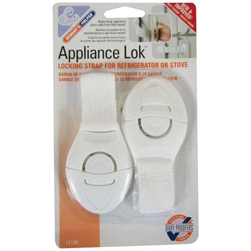 Mommy's Little Helper Appliance Lok, Locking Strap For Refrigerator Or Stove