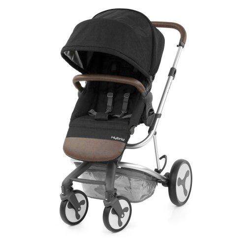 BabyStyle Hybrid Edge Stroller - Phantom Black