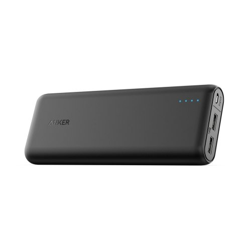 Anker PowerCore 20100 - Ultra High Capacity Power Bank with one of the Most Powerful 4.8A Output, PowerIQ Technology for iPhone 7 /6s /SE, iPad and...