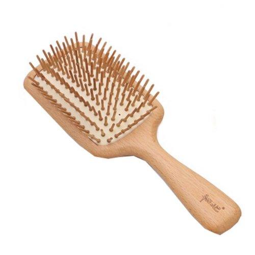 Burlywood Large Air Cushion Comb Antistatic Massage Comb
