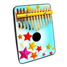 Schoenhut 12 Note Star GroupThumb Piano (Multicolor)