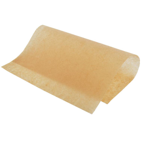 100 PCS Baking Parchment Wax Paper Candy Wrapper Oil Paper 22X25 CM Virgin Pulp