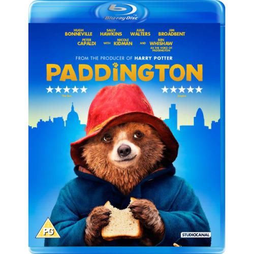 Paddington Blu-ray | 2015