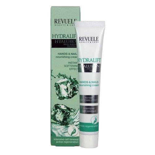 Revuele Hydralift Hyaluron Anti-Wrinkle Treatment Hands & Nails Cream 50ml