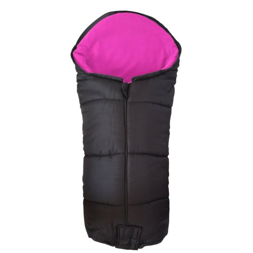 Deluxe Footmuff / Cosy Toes Compatible with Bugaboo Bee Pushchair Pink