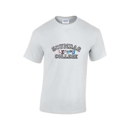 TV Inspired The Young Ones Scumbag College T-Shirt