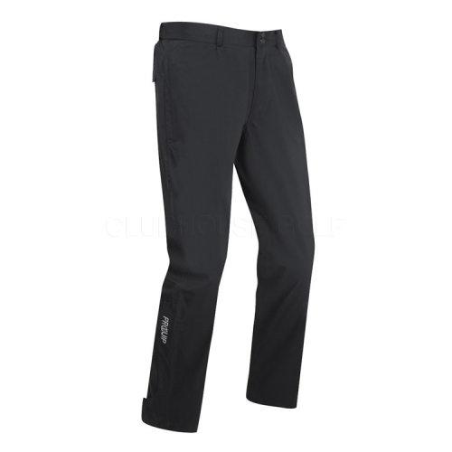 ProQuip Trophy Fly Zip Lined Waterproof Trouser Black