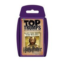 Harry Potter - Prisoner of Azkaban Top Trumps Classics